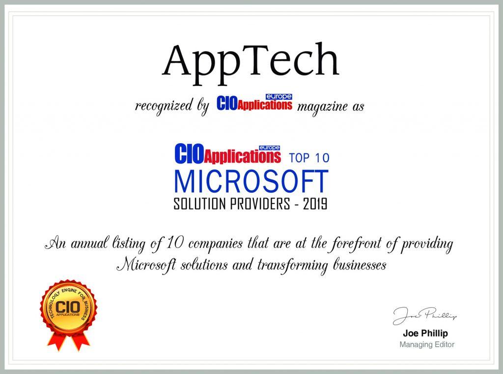 Apptech_certificate