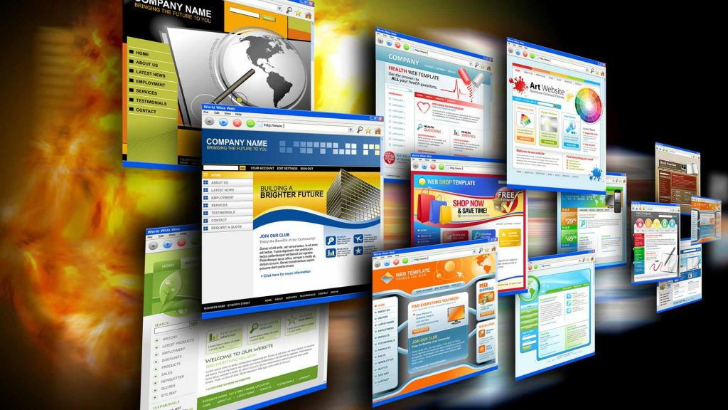 11 of the Most Popular Types of Websites