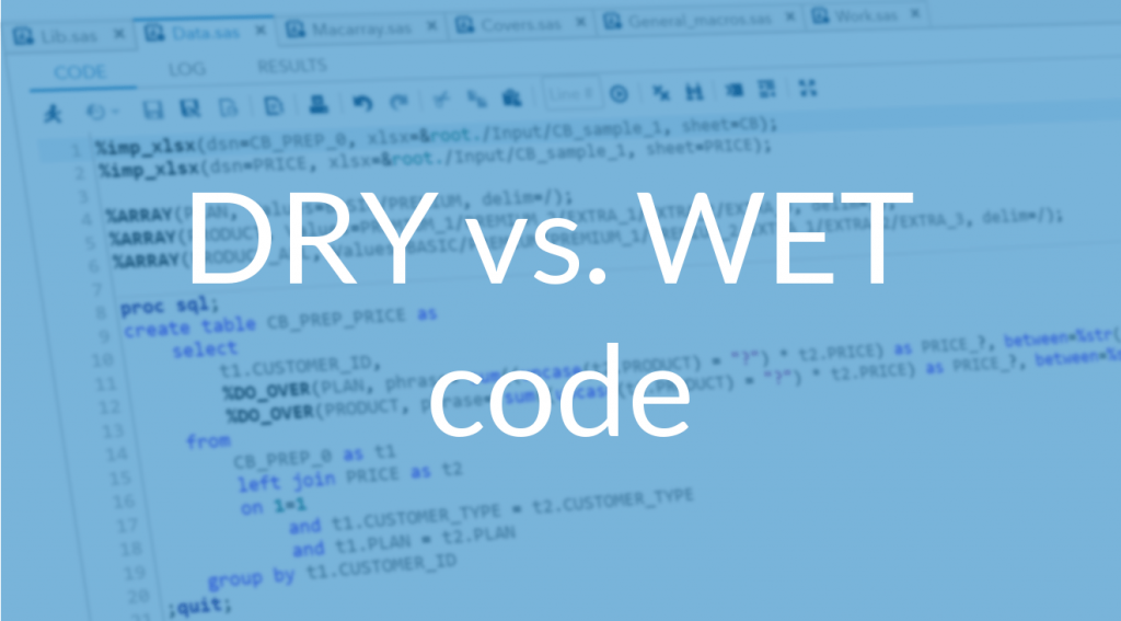 5 benefits of applying DRY principle to your code